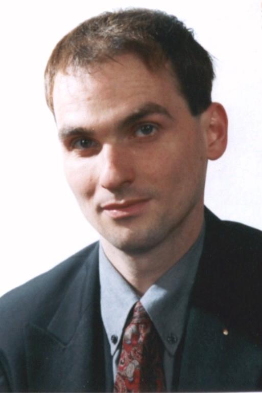 Im BVV-Vorstand: Joachim Schmidt
