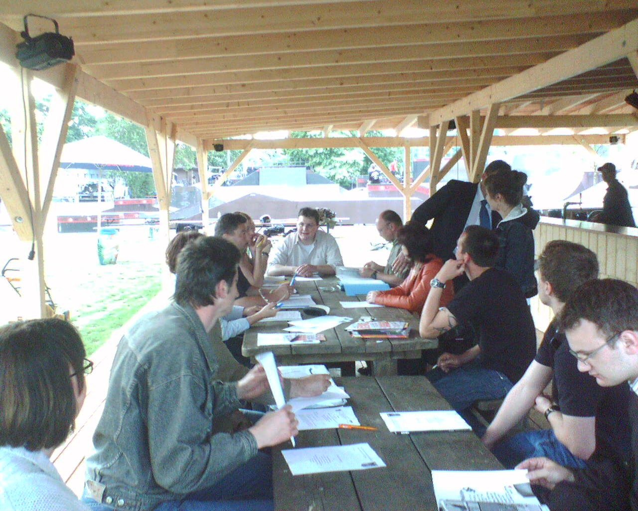 CDU-Fraktion tagt im Mellowpark